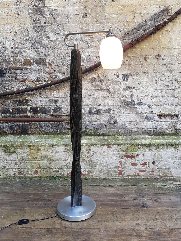 Brilliant Junk Deluxe American Cerused Oak Floor Lamp Wiring Database Numdin4X4Andersnl